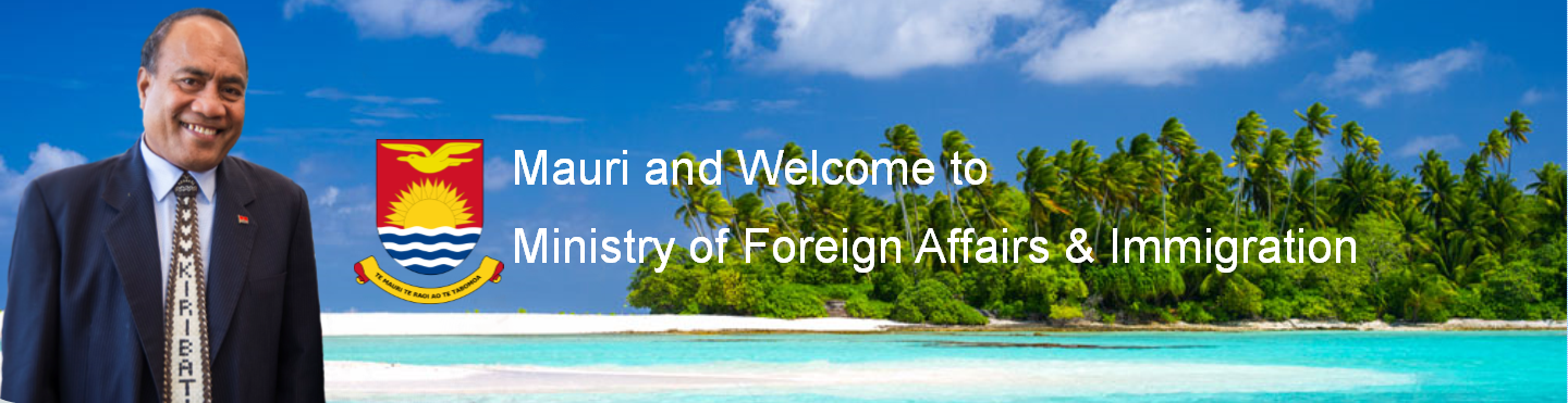 Ministry of Foreign Affairs and Immigration